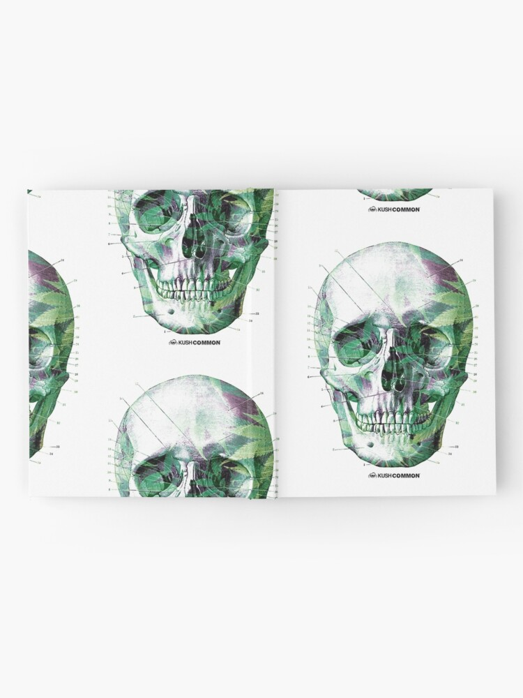 Alternate view of Pot Head Hardcover Journal