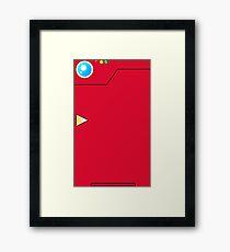 Pokédex Framed Print
