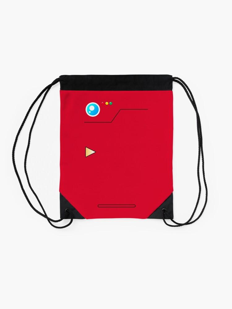 Alternate view of Pokédex Drawstring Bag