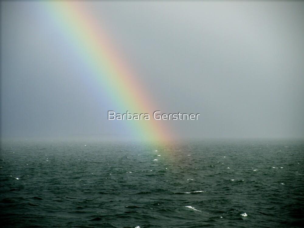Rainbows End by Barbara Gerstner