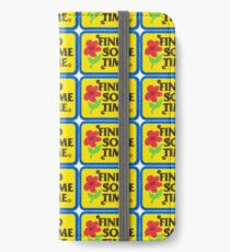 find some time tyler the creator golf wang iPhone Wallet/Case/Skin