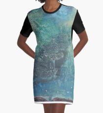 Sea Graphic T-Shirt Dress