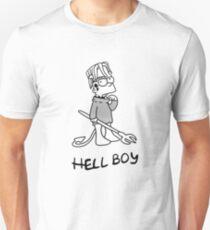 HELL BOY- lil peep T-Shirt