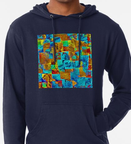 Dark energy streams Lightweight Hoodie