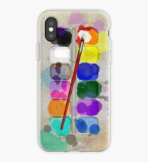 Artists Used Painting Set iPhone Case iPhone Case