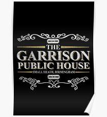 The Garrison Public House, Small Heath, Birmingham Poster