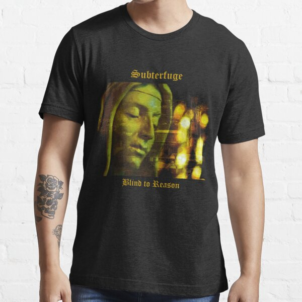 Subterfuge - Blind to Reason - album artwork Essential T-Shirt