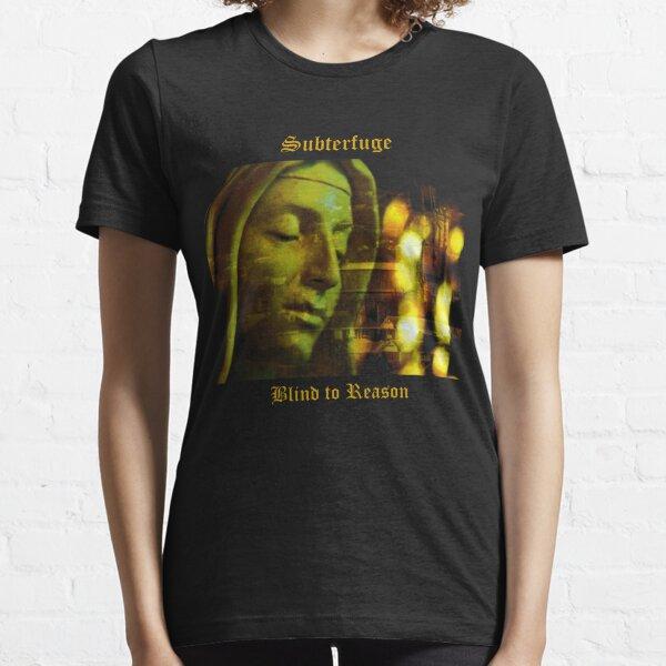 Subterfuge - Blind to Reason - album artwork Essential T-Shirt