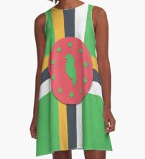 Dominica A-Line Dress