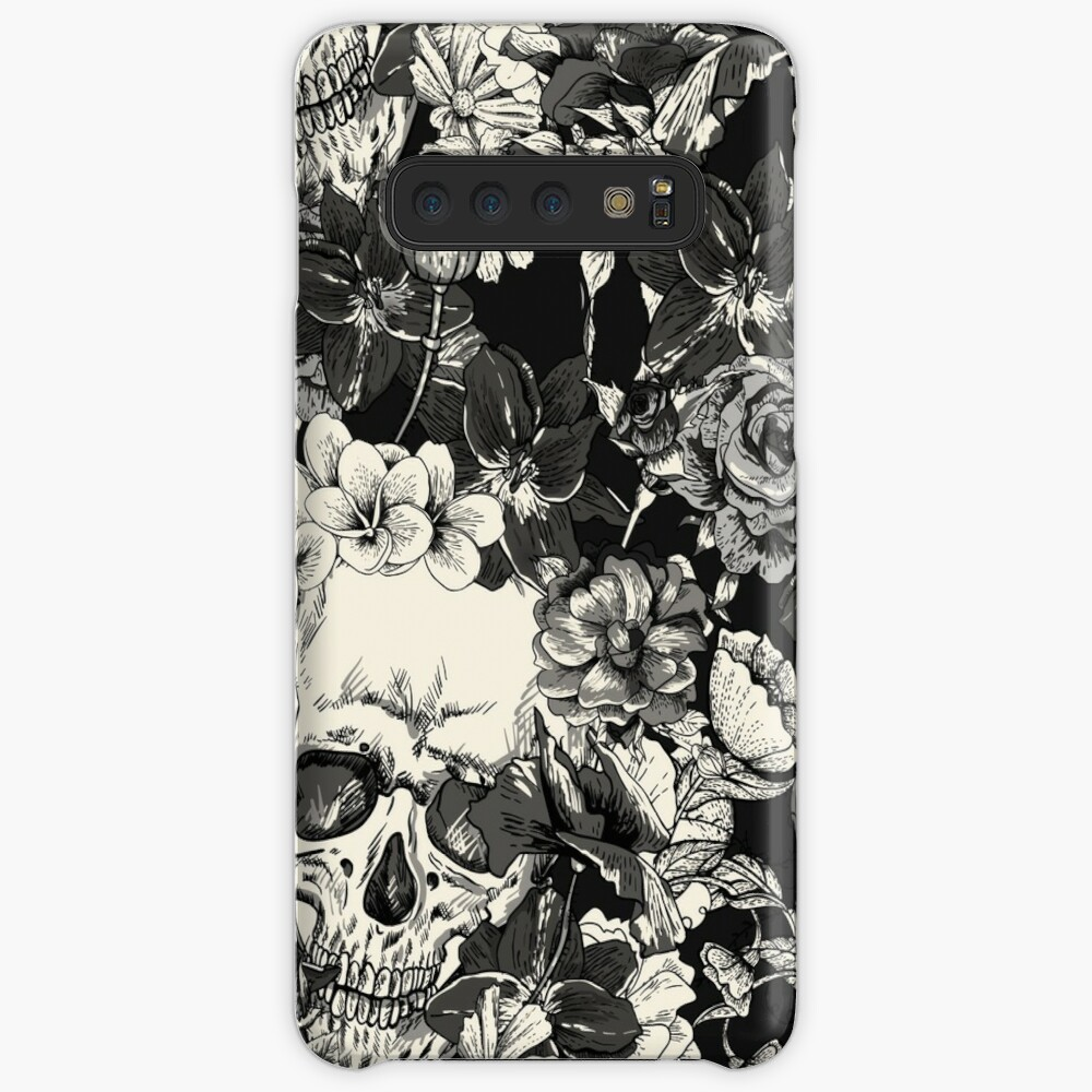 SKULLS Case & Skin for Samsung Galaxy
