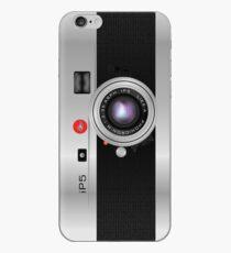 Like-a Camera (Silver) iPhone Case iPhone Case