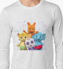 Word Party - Kids Tv Show Long Sleeve T-Shirt