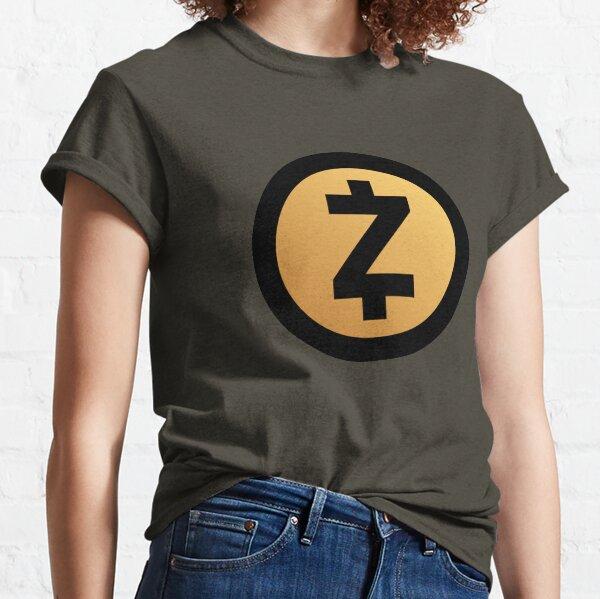 Zcash (ZEC) Classic T-Shirt