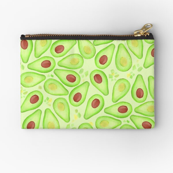 Let's Avo Party!  Zipper Pouch