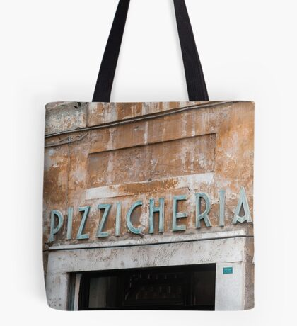 "Bakery ""Pizzicheria"" Tote Bag"