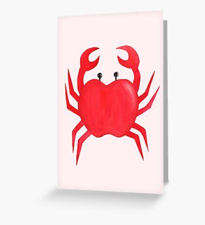 Crab Apple Greeting Card