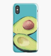 Avocado iPhone Case/Skin