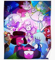 Stars - Steven Universe Poster
