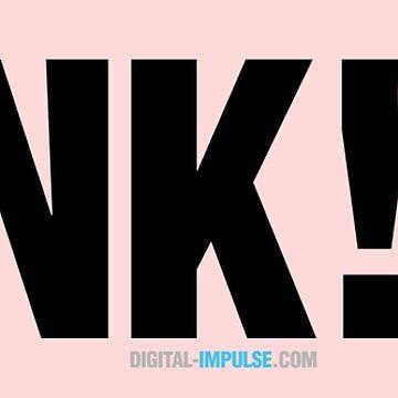 OINK! (Text) by digitalchet