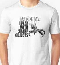 falconry Unisex T-Shirt
