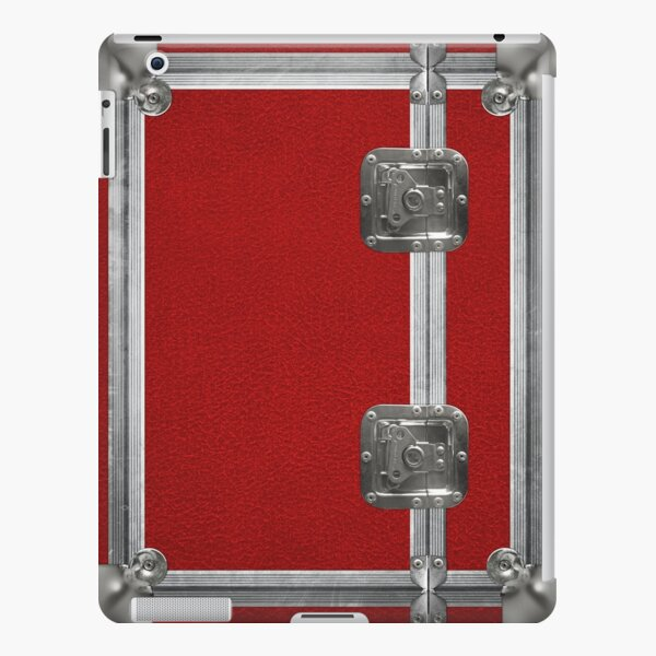 Flightcase (Red) iPad Case iPad Snap Case