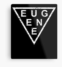 Stylish Eugene Metal Print