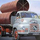Bedford S type. by Mike Jeffries