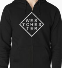 Stylish West Chester Zipped Hoodie