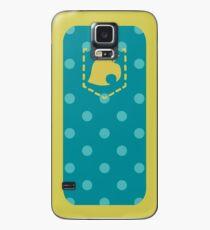 Funda/vinilo para Samsung Galaxy Diseño del teléfono Animal Crossing Pocket Edition