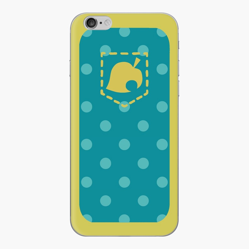 Animal Crossing Pocket Edition Phone Design iPhone Skin