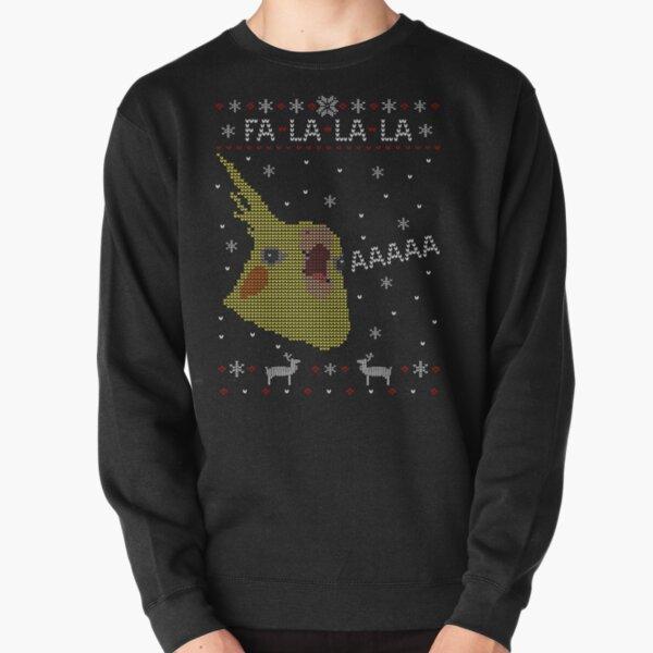 FA LA LA LA - AAAAAAAAAAAAAAAA Pullover Sweatshirt