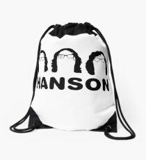 Hanson - The Slap Shot ones. Drawstring Bag