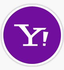 Yahoo! Sticker