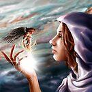 «Sorceress - Touch of Magic» de Alberto Bravo