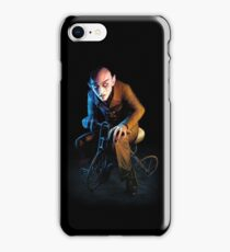 Nosferatu On A Tricycle iPhone Case/Skin