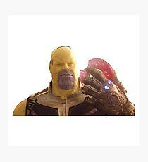 Thanos Simpson Photographic Print