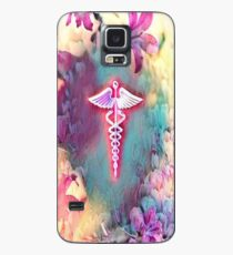 Funda/vinilo para Samsung Galaxy Caja del teléfono médico