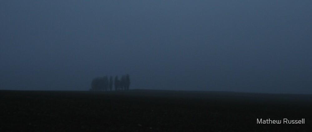 Near Gueduecourt (Somme) by Mathew Russell