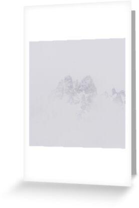 Alpen von ledom
