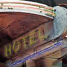 Hotel of Forgotten Dreams by Larry Butterworth