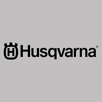 Husqvarna Logo by lucatonii