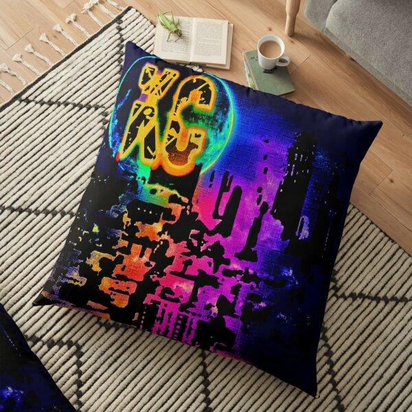 KC Spectrum Floor Pillow