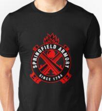 Firearms armory Unisex T-Shirt