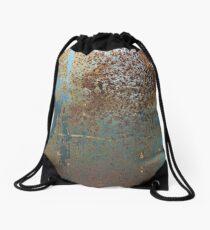 Rusting Drawstring Bag