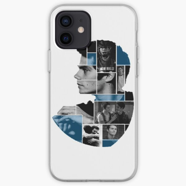 Dylan O'Brien Squares iPhone Soft Case