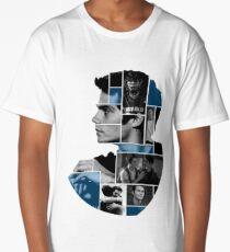 Dylan O'Brien Squares Long T-Shirt