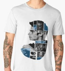 Dylan O'Brien Squares Men's Premium T-Shirt