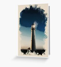 Heaven on Earth Lighthouse Series - 2 Greeting Card