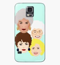 Golden Girls club Case/Skin for Samsung Galaxy