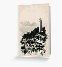 Heaven on Earth Lighthouse Series - 3 Greeting Card